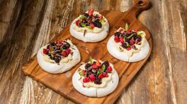 Arda'nın Mutfağı - Pavlova Tarifi - Pavlova Nasıl Yapılır?