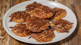 Arda'nın Mutfağı - Fıstıklı Karamelli Bisküvi Tarifi - Fıstıklı Karamelli Bisküvi Nasıl Yapılır?