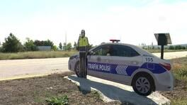 Maket trafik polisi uygulaması | Video