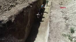 İzmir Urla'daki fay üzerinde çalışmalar başladı   Video