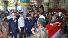 Son Dakika Haberleri: Şehit özel harekatçı Kurtul, son yolculuğuna uğurlandı   Video