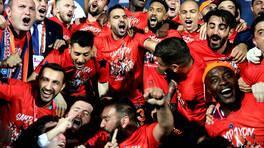 Son dakika... Başakşehir ilk şampiyonluğunu kazandı | Video