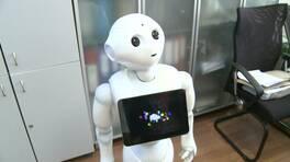 Özel Haber... İTÜ çocukların duygularını anlayan robot geliştirdi | Video