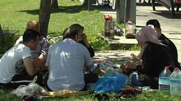 Son dakika... Ankaralılar piknik alanlarına akın etti   Video