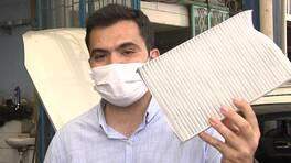Son dakika: Araç içinde koronavirüs riski   Video
