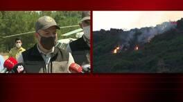 Son dakika... Peş peşe orman yangınları! Bakan Pakdemirli'den açıklama | Video
