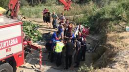 Son dakika... Adana'da su kuyusuna düşen bir kişi ve onu kurtarmak isteyen 3 kişi hayatını kaybetti | Video