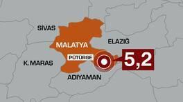 Son dakika... Malatya ve çevresinde korkutan deprem | VİDEO