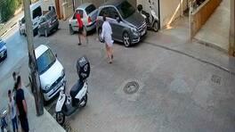 2 çocuğu kaçırmaya kalkışan şüpheli, yakalandı | Video
