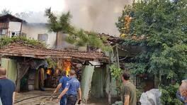 Son dakika haberi... Ahşap evde yangın faciası: 5 ölü | Video