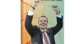 Ergin Ataman'ın hayatı kitap oldu!
