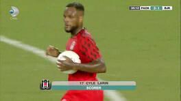 PAOK 3 - 1 Beşiktaş / Beşiktaş'ın 1. Golü - Cyle Larin (UEFA Şampiyonlar Ligi 2. Eleme Turu Maçı)