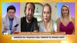 Amerika'da yaşayan Didem Uzel, Türkiye'ye dönüş yaptı!