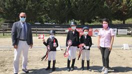 SPOR Bahçeşehir Koleji At Terbiyesi Kış Ligi Yarışmaları tamamlandı!