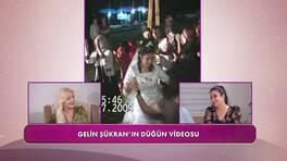 Şükran'ın düğünündeki ailesi ile ilgili ayrıntı herkesi şoke etti!