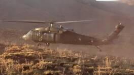 Siirt kırsalında Yıldırım-11 Herekol operasyonu | Video