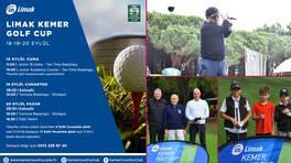Golf dünyası Limak Kemer Golf Cup'ta buluşuyor!