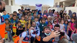 Radyo D ailesi İdlib'teydi!