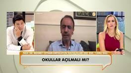 Prof. Dr. Mehmet Ceyhan, korona virüsle mücadelede son durumu anlattı!