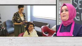 Zeynep'in, Ayşe Hanıma yaptığı saç olay oldu!