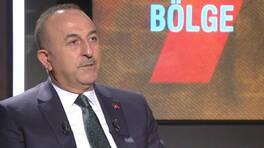 Son dakika haberi... Dışişleri Bakanı Çavuşoğlu, CNN TÜRK'te