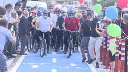 Son Dakika Haberler... Bisiklet tutkunları doyasıya pedal çevirdi | Video