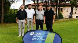 Golf tutkunları, Limak Kemer Golf Cup'ta buluştu!