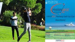 "İkinci Kez Düzenlenen ""MARINBASE Yachting Golf Cup 2""  2-4 Ekim'de Kemer Country Club'da!"