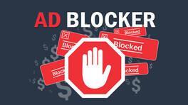 Adblocker yazılımı nasıl kapatılır?