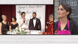 Zeynep'in nikahından sürpriz görüntüler!