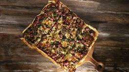 Arda'nın Mutfağı - Pizza Börek Tarifi - Pizza Börek Nasıl Yapılır?