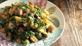 Arda'nın Mutfağı - Semizotlu Patates Salatası Tarifi - Semizotlu Patates Salatası Nasıl Yapılır?