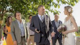 Selin ve Mesut'un düğününe kötü haber!