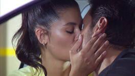 Aşk öpücüğü!