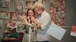 Emin aşk odasını Gülriz'e açtı!