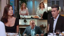 1. Bölüm - Yemek masasında gelen şok itiraf!