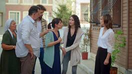 Ayşen, Şenay'ın annesi olduğunu ailesine anlattı!