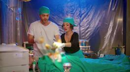 Dr. Ateş ve Dr. Şirin ameliyatta!