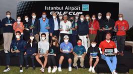 Golf tutkunları 'İstanbul Airport Golf Cup' Turnuvası'nda buluştu!