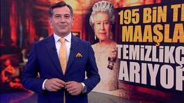 İngiltere Kraliçesi temizlikçi arıyor!