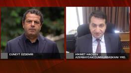 Azerbaycan Cumhurbaşkanı Yardımcısı Hikmet Hacıyev 5N1K'da   Video