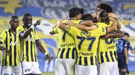Fenerbahçe 3-1 Trabzonspor MAÇ ÖZETİ