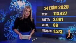 Kanal D Haber Hafta Sonu - 25.10.2020