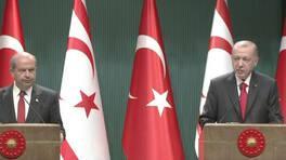 Son dakika haberi: Cumhurbaşkanı Erdoğan ve Tatar'dan önemli açıklamalar | Video