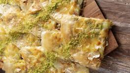 Arda'nın Mutfağı - Katmer Börek Tarifi - Katmer Börek Nasıl Yapılır?