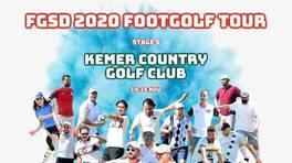 FGSD 2020  Footgolf Tour 5. Etap 12-15 Kasım'da Kemer Country Club'da!
