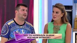 Dinçer Güner 2021 yılının nasıl bir yıl olacağını yorumladı! ÖZEL DETAYLAR!