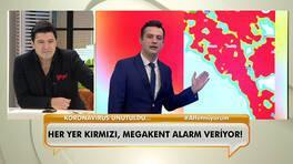 İstanbul'da güvenli yer kalmadı! İşte korkutan tablo!