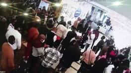 Esenyurt'ta Afrikalıların izinsizayinine polis baskını   Video