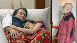Hüsnü ve Esra yatakta yakalandılar!